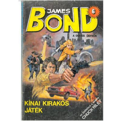 James Bond 6. sz