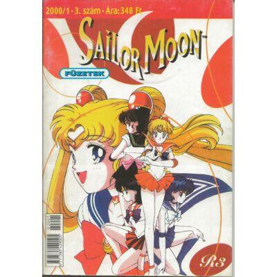 Sailor Moon Füzetek 3. szám