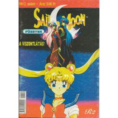 Sailor Moon Füzetek 2. szám