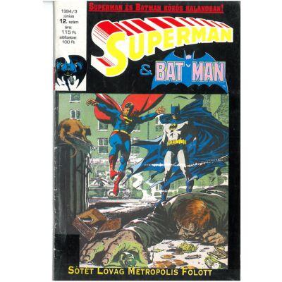 Superman & Batman 12. szám