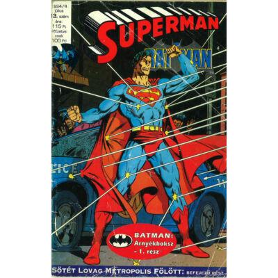 Superman & Batman 13. szám