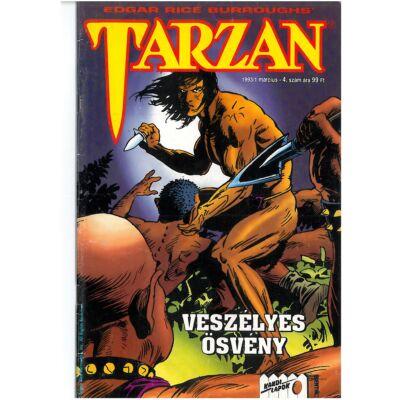 Tarzan 4. sz.