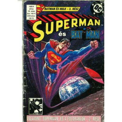 Superman & Batman 19. szám