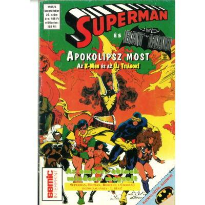 Superman & Batman 20. szám