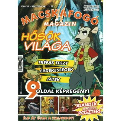 Macskafogó magazin 2008/1