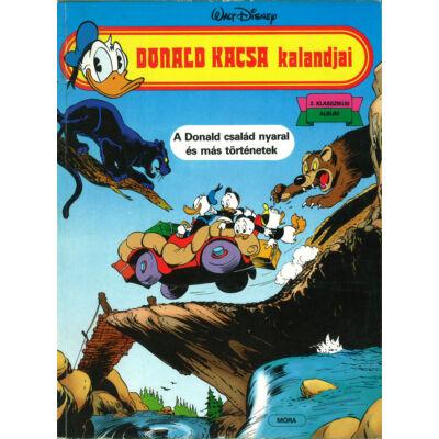 Donald Kacsa kalandjai 2. album