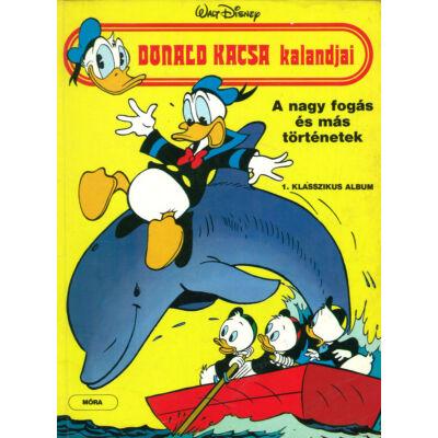 Donald Kacsa kalandjai 1. album