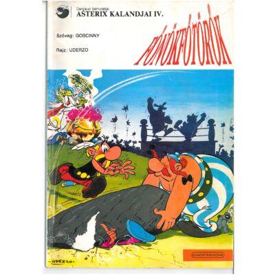 Asterix kalandjao IV. A főnökfőtörők