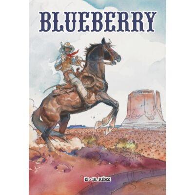 Blueberry gyűjtemény 4. kötet