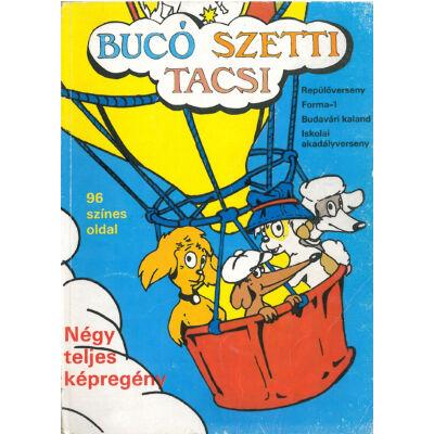 Bucó Szetti Tacsi Négy teljes képregény