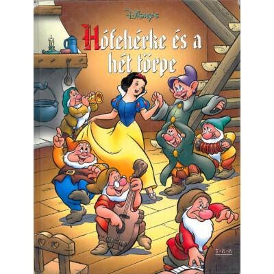 Hófehérke és a hét törpe (Disney)