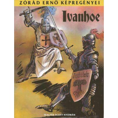 Zórád Ernő képregényei (Ivanhoe)