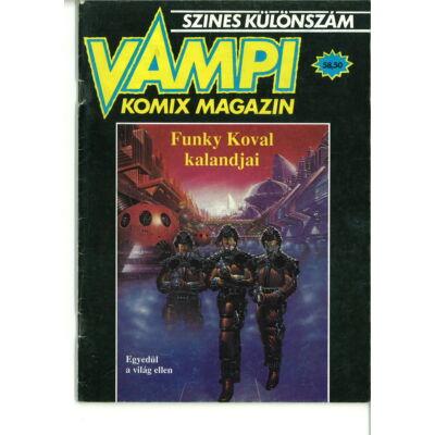 Vampi Különszám Funky Koval kalandjai