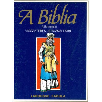 A biblia felfedezése Ószövetség 6