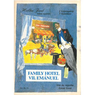 Zórád Ernő: Family Hotel VII Emánuel