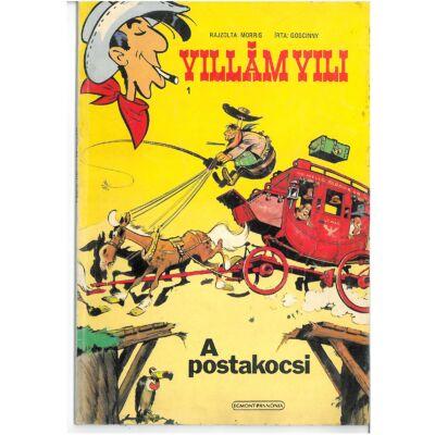 Villám Vili A postakocsi (1)