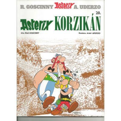 Asterix Korzikán 20.