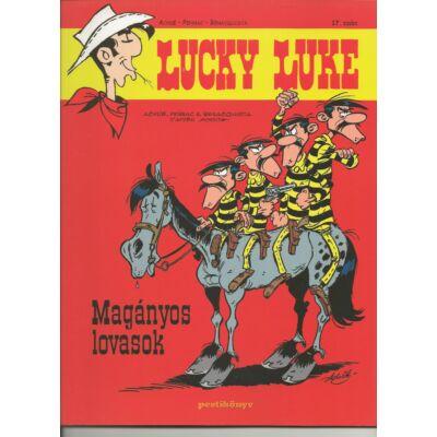 Lucky Luke 17. Magányos lovasok