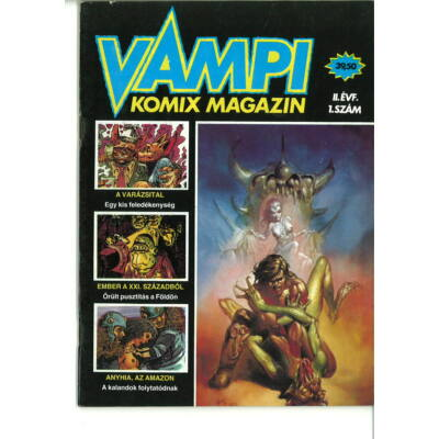 Vampi 7. sz. 2. évf. 1