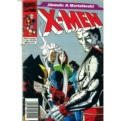 X-Men 11. szám
