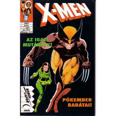 X-Men 1. szám