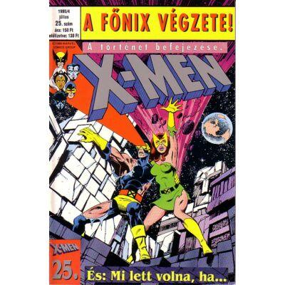 X-Men 25. szám